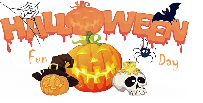 Come and join us for a spooky Halloween Fun Day!
